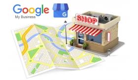 Написание отзывов Google My Business (карты Гугл)